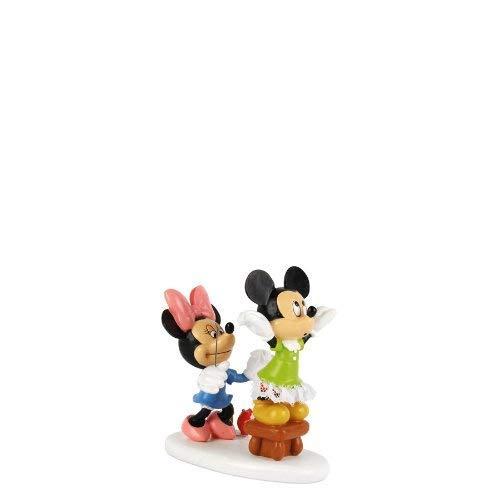 Department 56 Disney Village Minnie Sewing Accessory, 3 inch