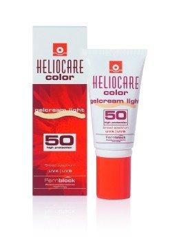 Heliocare Color Gelcream Light SPF 50 / 50 ml