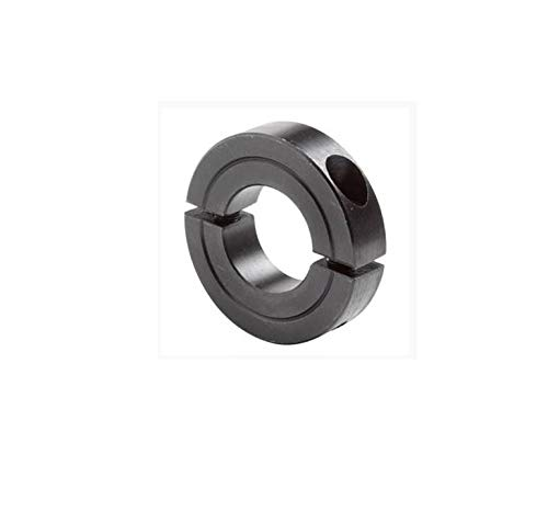 Climax Metal H2C-131 Shaft Collar, Steel With  Black Oxide Finish , Two Piece, 1-5/16