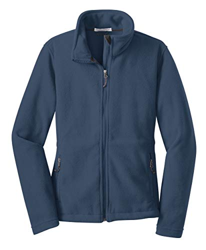 Port Authority Ladies Value Fleece Jacket. L217 Insignia Blue L