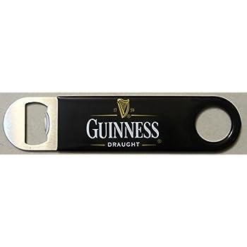 GUINNESS DRAUGHT METAL BEER BOTTLE WRENCH OPENER NEW by Guinness