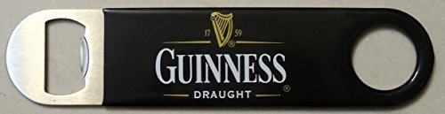 GUINNESS DRAUGHT METAL BEER BOTTLE WRENCH OPENER NEW by Guinness ()