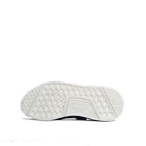 adidas Damen NMD_r1 Traillaufschuhe Schwarz Weiß