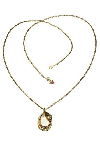 Guess Jewelry Logo G_UBN80115 Necklace for her With big stone