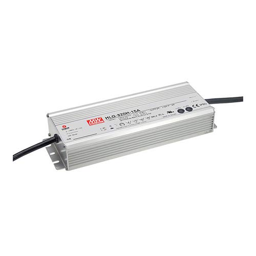 MEAN WELL HLG-320H-30A 320 W Single Output 10.7 A 30 Vdc Output Max IP65 Switching Power Supply - 1 item(s)