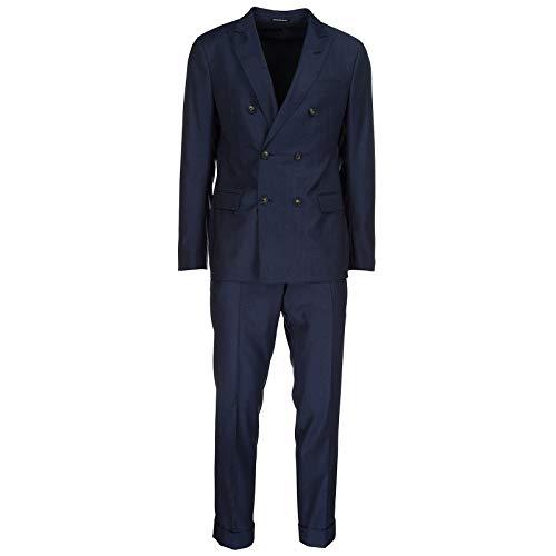 Emporio Armani Men Suits blu 40 ()