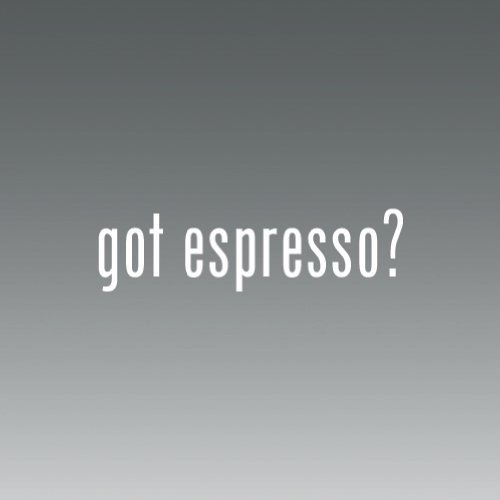 espresso bumper - 9