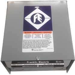 Franklin Electric 2823018110 2HP 230v Control box only ()