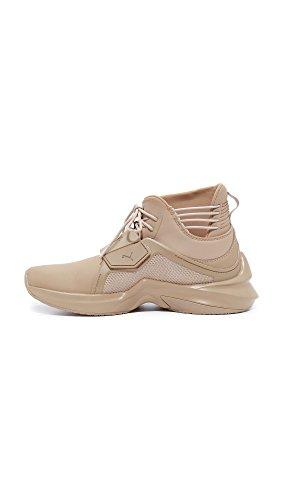 5 B PUMA Women's Sesame M Sneakers US Trainer Top FENTY x PUMA 5 High gzxnrwBFgq