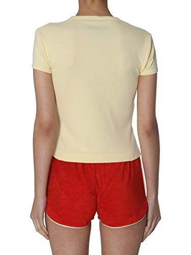 Philosophy A070707460021 Giallo T Cotone shirt Donna FgZUFKrq