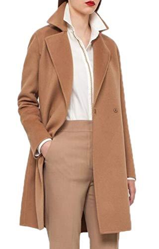 FEESON Camel Wool Blazer 2019