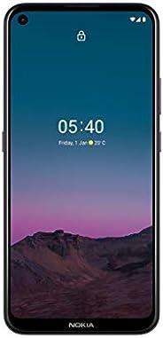 Smartphone Nokia 5.4 128GB 4GB RAM Tela de 6,3 Pol. Câmera Traseira 48MP Roxo - NK026