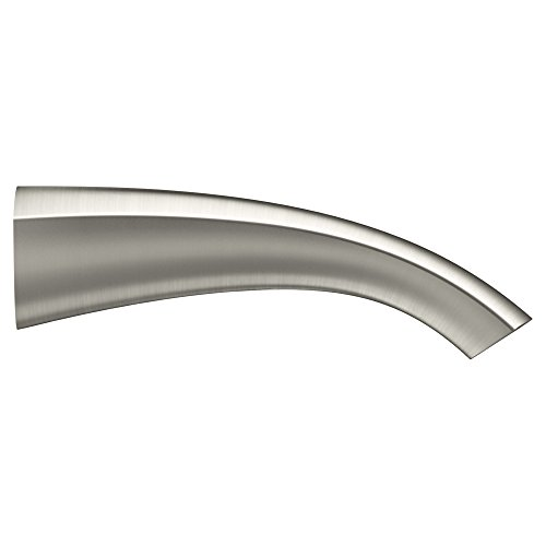 Kohler K45133BN Alteo 7-1/2-Inch Non-Diverter Bath Spout in Vibrant Brushed Nickel by Kohler (Image #1)