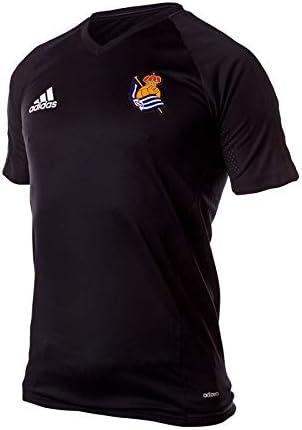 adidas RS TRG JSY Camiseta Línea Real Sociedad de Fútbol, Hombre ...