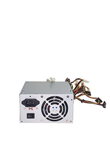 HIGH POWER HPC-430L12S 430W UL-Approved PCI-Express 4-SATA Desktop Computer ATX Power Supply for Custom PC, Dell, HP, Gateway, Compaq, and Enlight ()