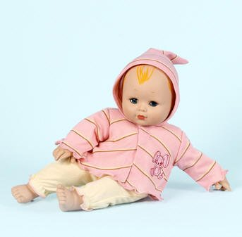 Your First Baby Doll By Madame Alexander Baby Pink Hoodie, Baby & Kids Zone