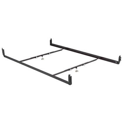 Amazon.com: WSilver Queen Hook On Low Profile Bed Rails with 2