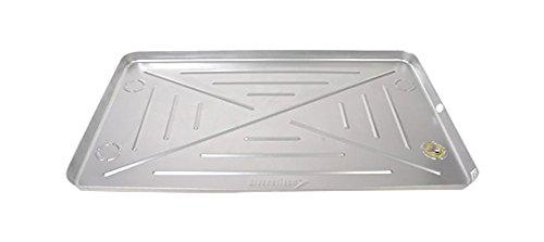 DiversiTech 6-M2748 Drain Pan, Metal, 27'' x 48'', 26 gal
