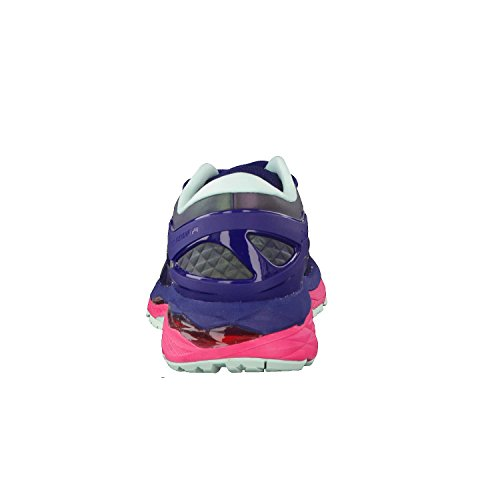 Scarpe Blau Asics show Lite Gel Donna Pink kayano 24 Mint Running qPFPXTBw