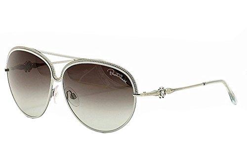 ROBERTO CAVALLI Sunglasses RC 721/S SILVER 16B RC721/S (Lens Roberto Silver Cavalli)