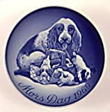 1969 Bing & Grondahl Mother's Day Plate - Dog