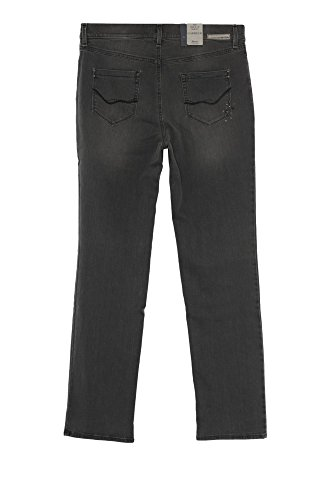 GARDEUR Jeans Inga M Damen Stretch Slim Fit, Farbe:grau;Damengrößen:46;Hosenlängen:Short
