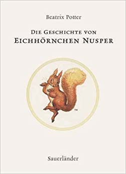 Die Geschichte von Eichhörnchen Nusper
