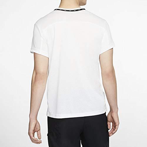 Nike Shorts Sleeve Training Top Mens T-Shirts Cj4619-100 4