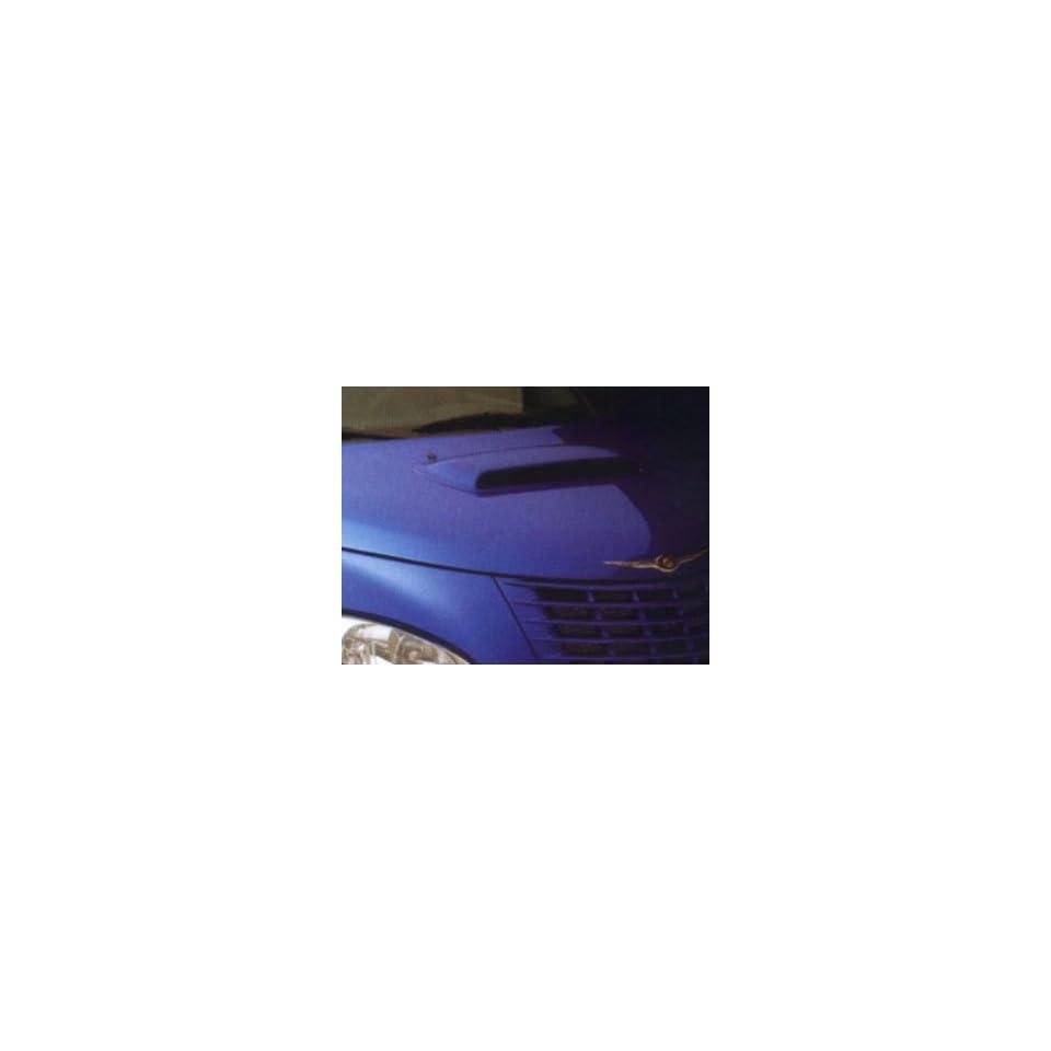 Auto Ventshade 961231 Carbon Fiber WRX Style Hood Scoop