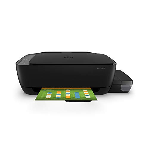 HP Ink Tank 310 Colour Printer, Scanner and Copier for Home/Office, High Capacity Tank (4000 Black and 8000 Colour Pages…
