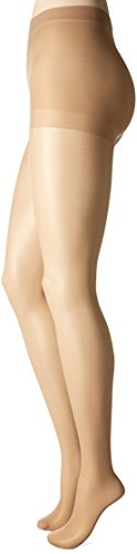 L'eggs Women's Energy 3 Pack Control Top Sheer Toe Panty Hose, Nude, Q by L'eggs (Image #2)