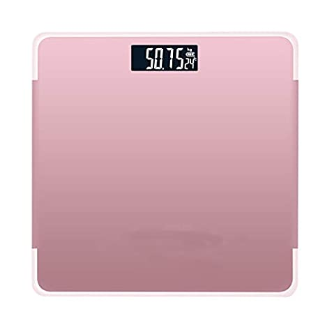 Moligh doll Black LCD Display Body Index Electronic Smart Weighing Scales 180Kg Bathroom Body Axunge BScale Digital Human Weight Scales Floor