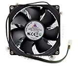GlacialTech Igloo 1100 CPU Cooler - 80mm Fan, 3600RPM, 4 Pin, Copper Heatsink, LGA1156, (1100 CU PWM (E))