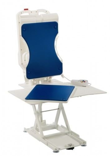 Drive Medical Riviera Comfort Easy Transfer Bathing Aid Bath Lift Lifting Chair by BetterLife (Drive Riviera)