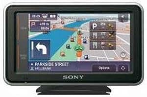 Sony NVU53S Iberia - Navegador GPS ( 4.3  pulgadas)