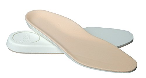 (AliMed Duo/Laminate D-Sole Insoles, 1/4