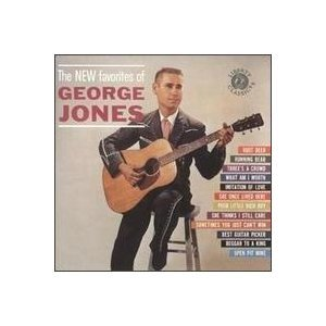 New Favorites of George Jones by Capitol
