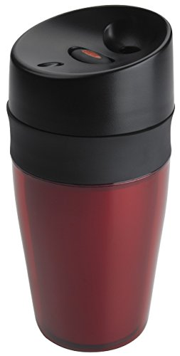 OXO Good Grips Mini LiquiSeal Travel Mug, Red