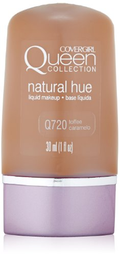 CoverGirl Reine Collection Liquid Makeup Foundation, Toffee 720, 1,0 onces Bouteilles (pack de 2)
