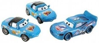 Amazon Com Disney Pixar Cars Movie 1 55 Die Cast Car Race O