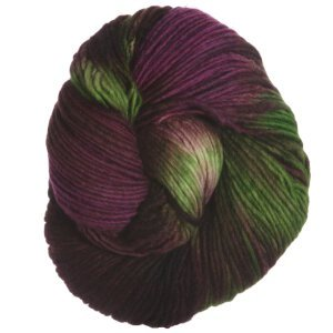 Malabrigo Merino Worsted Multi Yarn 239 Saphire Magenta - Malabrigo Merino Yarn