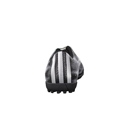 adidas Fussballschuhe F5 TF 40 2/3 core black/silver met./silver met.