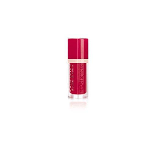 ブルジョワルージュ版スフレのベルベットの口紅梅 x4 - Bourjois Rouge Edition Souffle Velvet Lipstick Plum Pidou (Pack of 4) [並行輸入品] B072L3X9HP