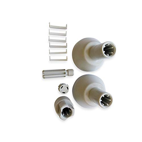 BOSCH MUZ6LS1 Replacement Splined Shaft Components for Universal Plus ()