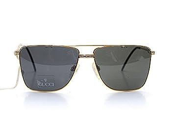 Gucci® Gafas de sol Hombre Vintage Mod 1219/S 36 g: Amazon ...