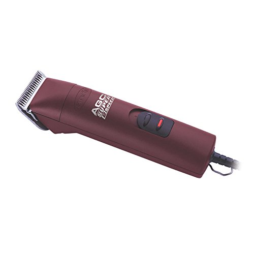 Andis AGC Super 2 Speed Dog Grooming Clipper with Size 10 and 7FC Blades