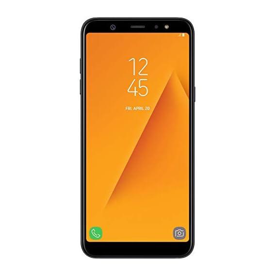 Samsung Galaxy A6 Plus (Black, 4GB RAM, 64GB Storage)