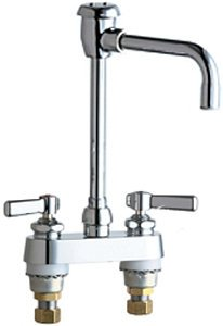 Chicago Faucets 895-GN8BVBE2-2CP Service Sink Faucet by Chicago