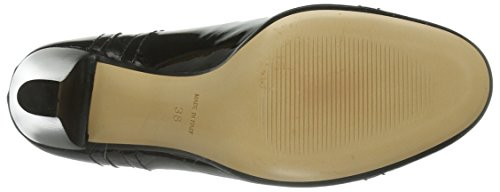 Evita femme Noir Noir richelieu Shoes 6HwrE6q