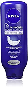 NIVEA In-Shower Nourishing Body Lotion 13.5 fl oz